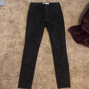 Old navy black jeans